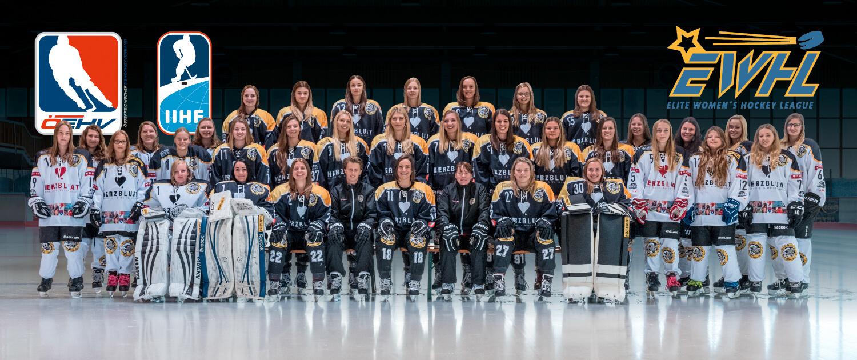 Eishockey Salzburg Eagles Dameneishockey Österreich Austria
