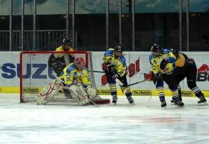 Zweiter Sieg für die Salzburg Eagles gegen die Neuberg Highlanders in der Damen-Eishockey-Liga EWHL.