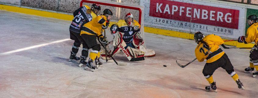 Eishockey Salzburg Eagles Staatsmeisterschaft Finale 2017